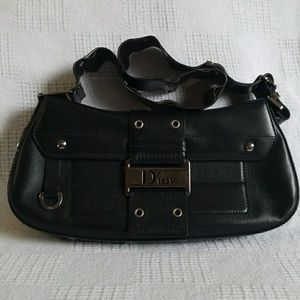Vintage Christian Dior Street Chic Columbus Purse